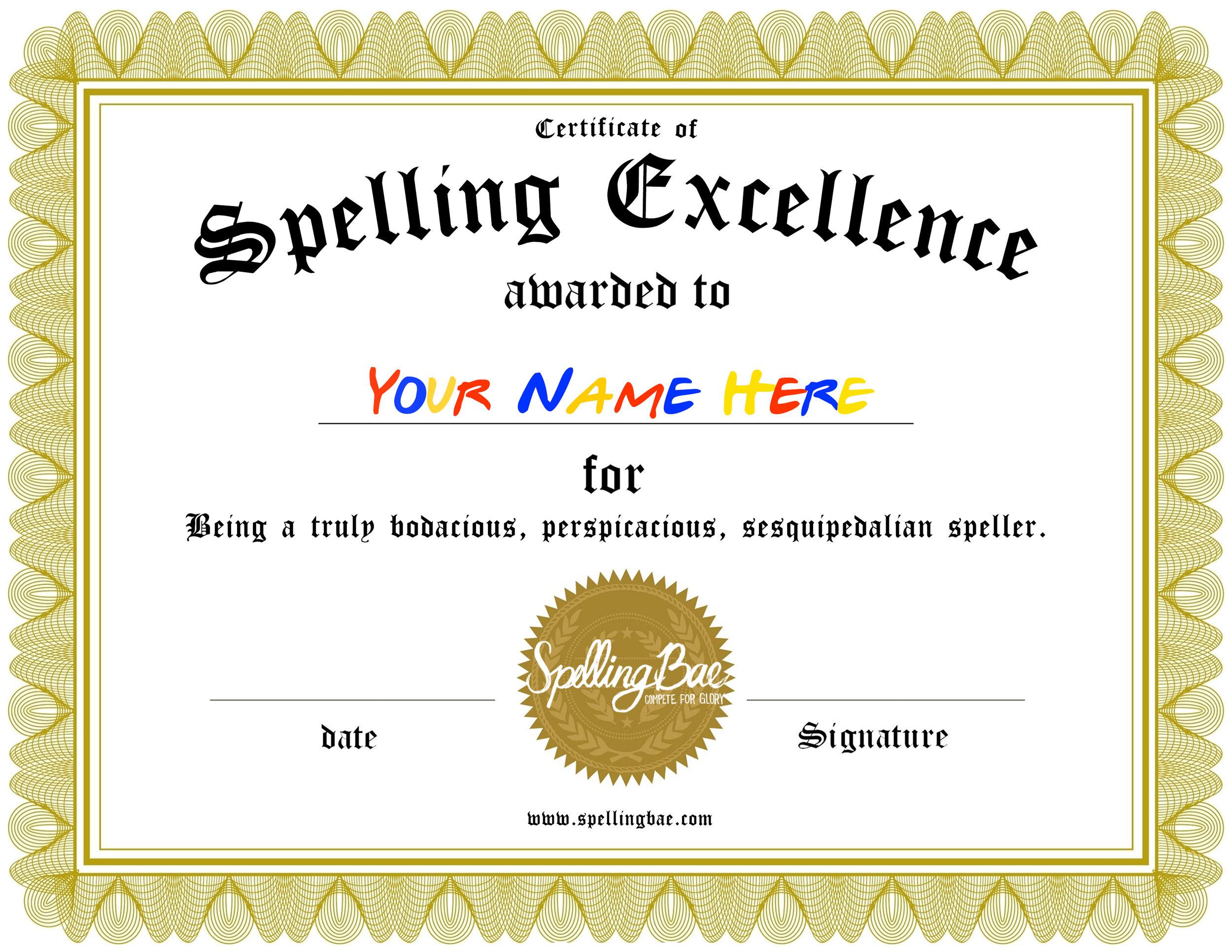 SpellingBaeCertificateAwardYourNameHere.jpg