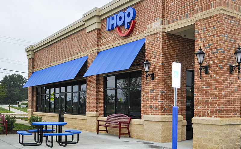 IHOP Charlotte | AMS Contractors, Inc. | Monroe, North Carolina