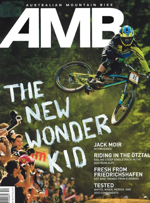 Australian Mountain Bike – Sept. 2014