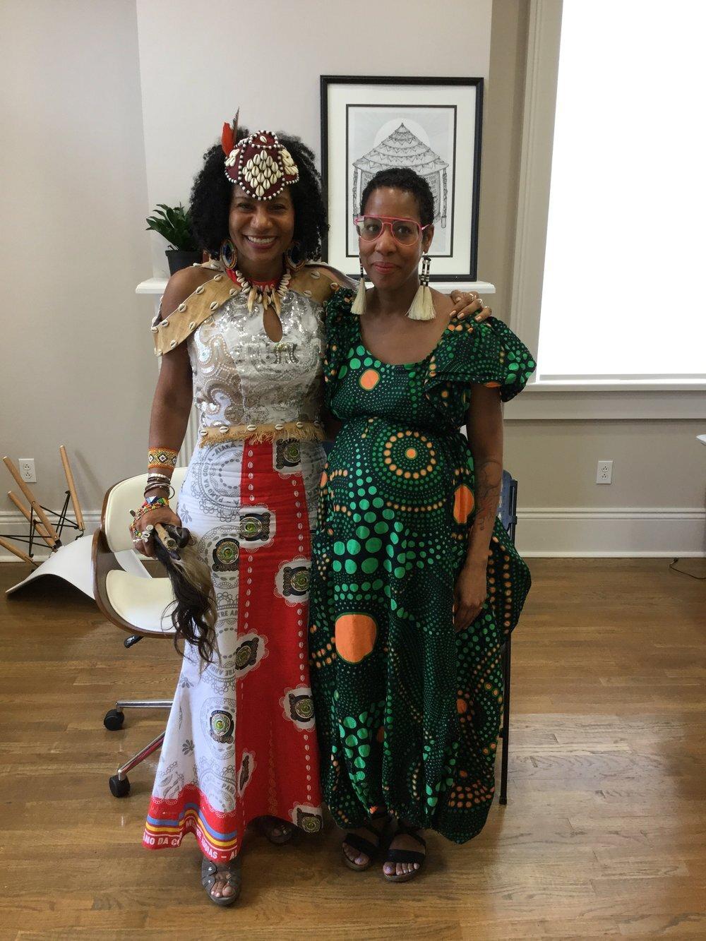 Democratic Queen of Congo