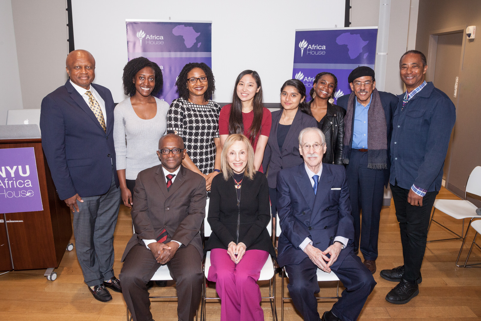 2019 Africa House Fellowship Presentations and Awards Ceremony