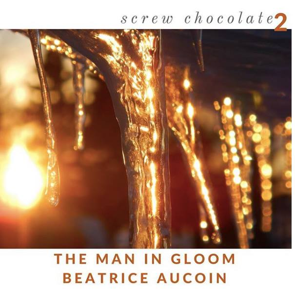 "Promotional Image for ""The Man in Gloom"" in  Screw Chocolate 2."