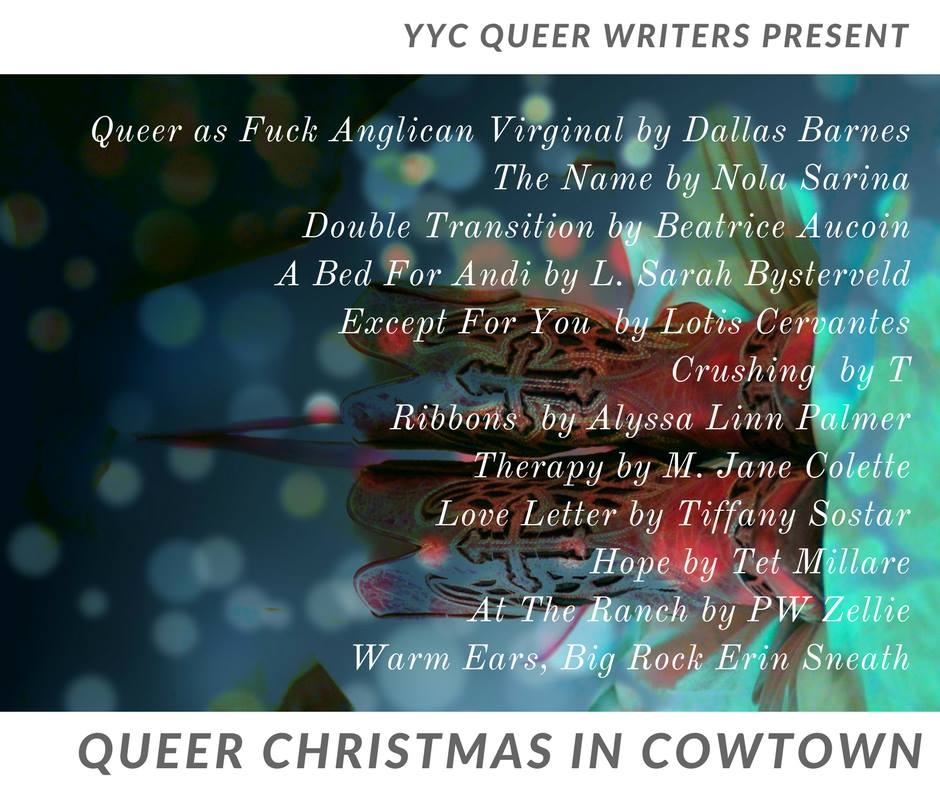 Promotional Image for  Queer Christmas in Cowtown .