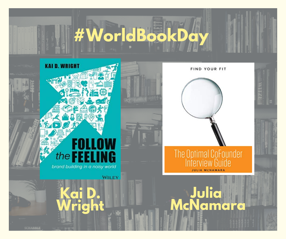 As Featured on World Book Day -