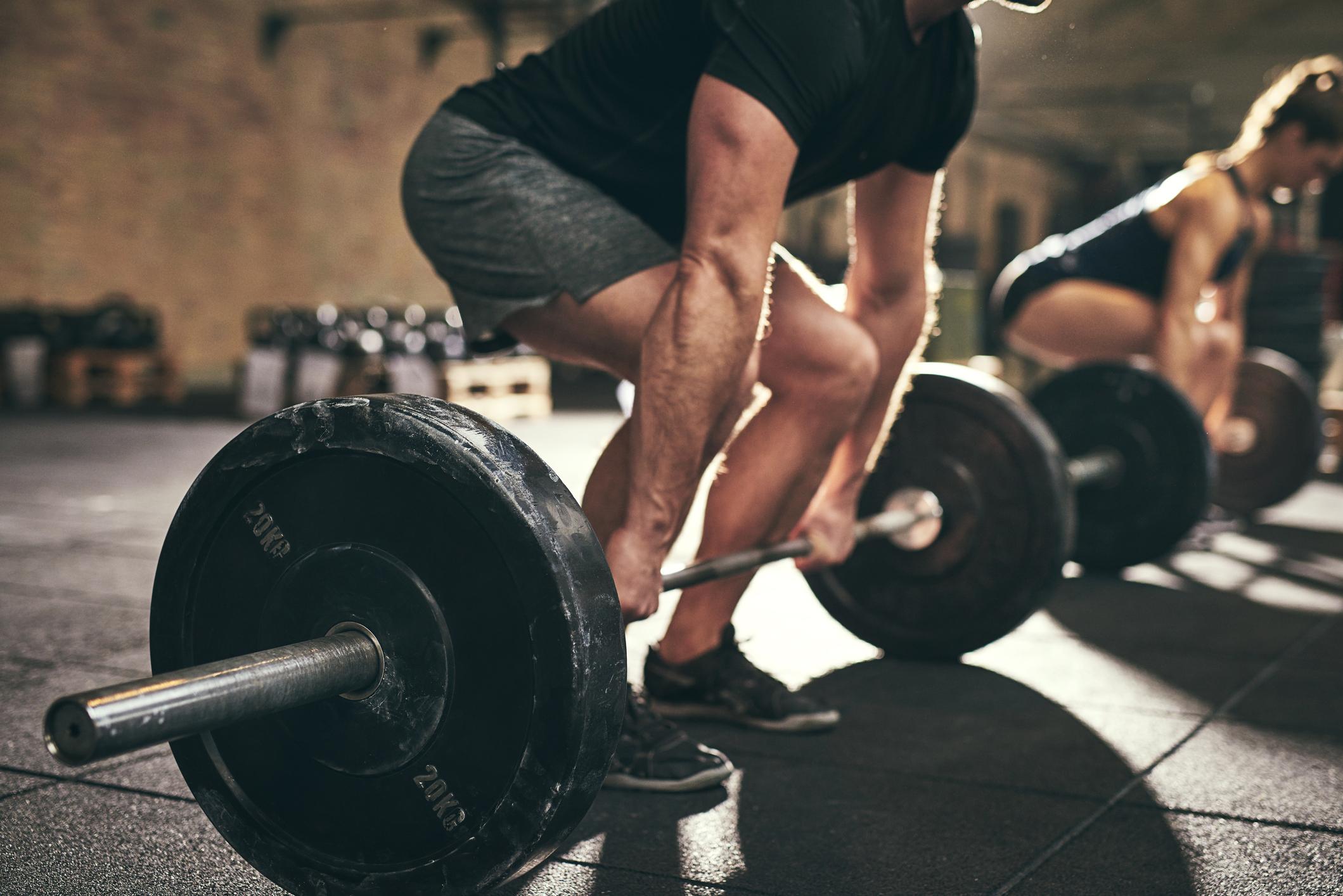 STRENGTH & POWER TRAINING -