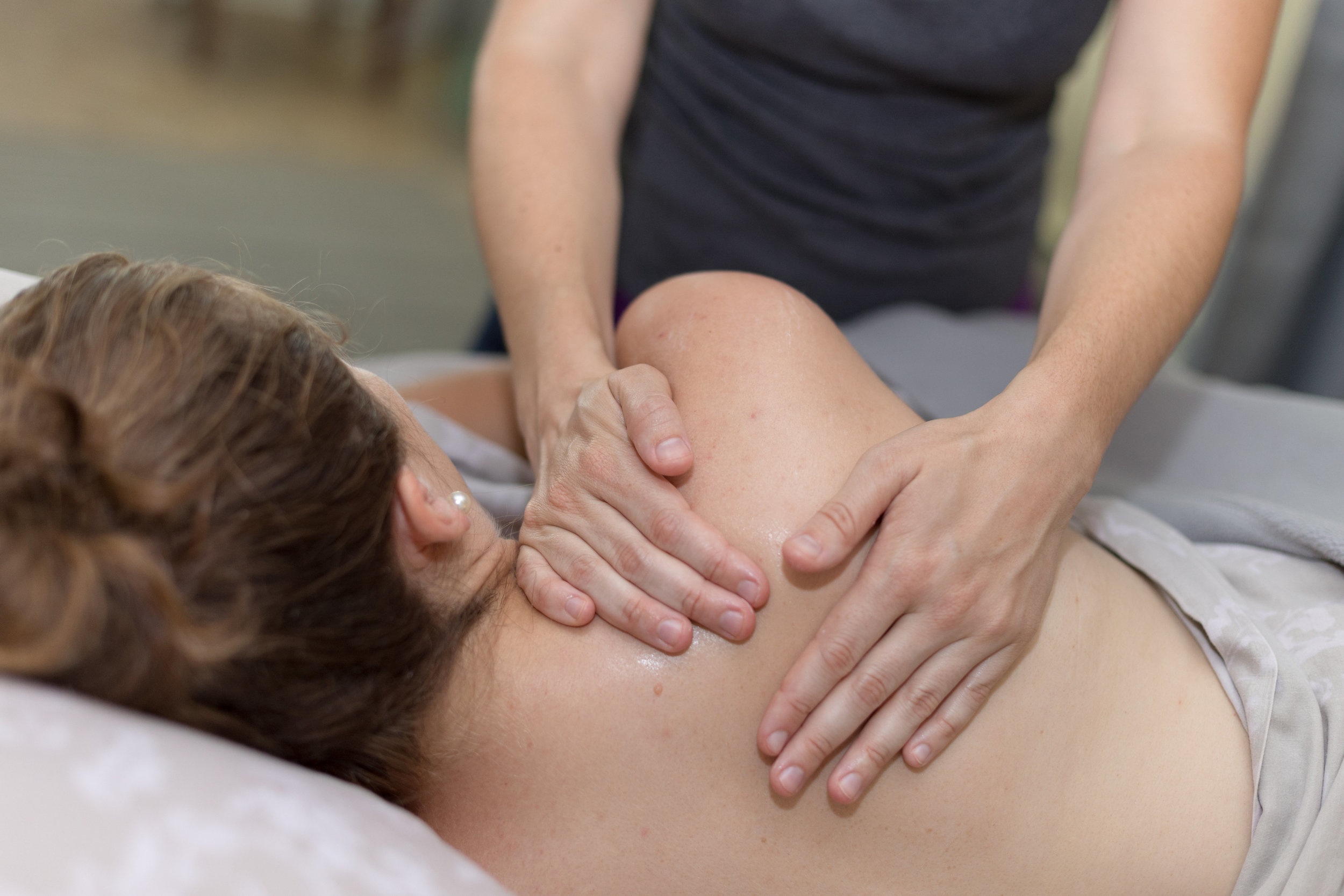 Prenatal & Postpartum Massage