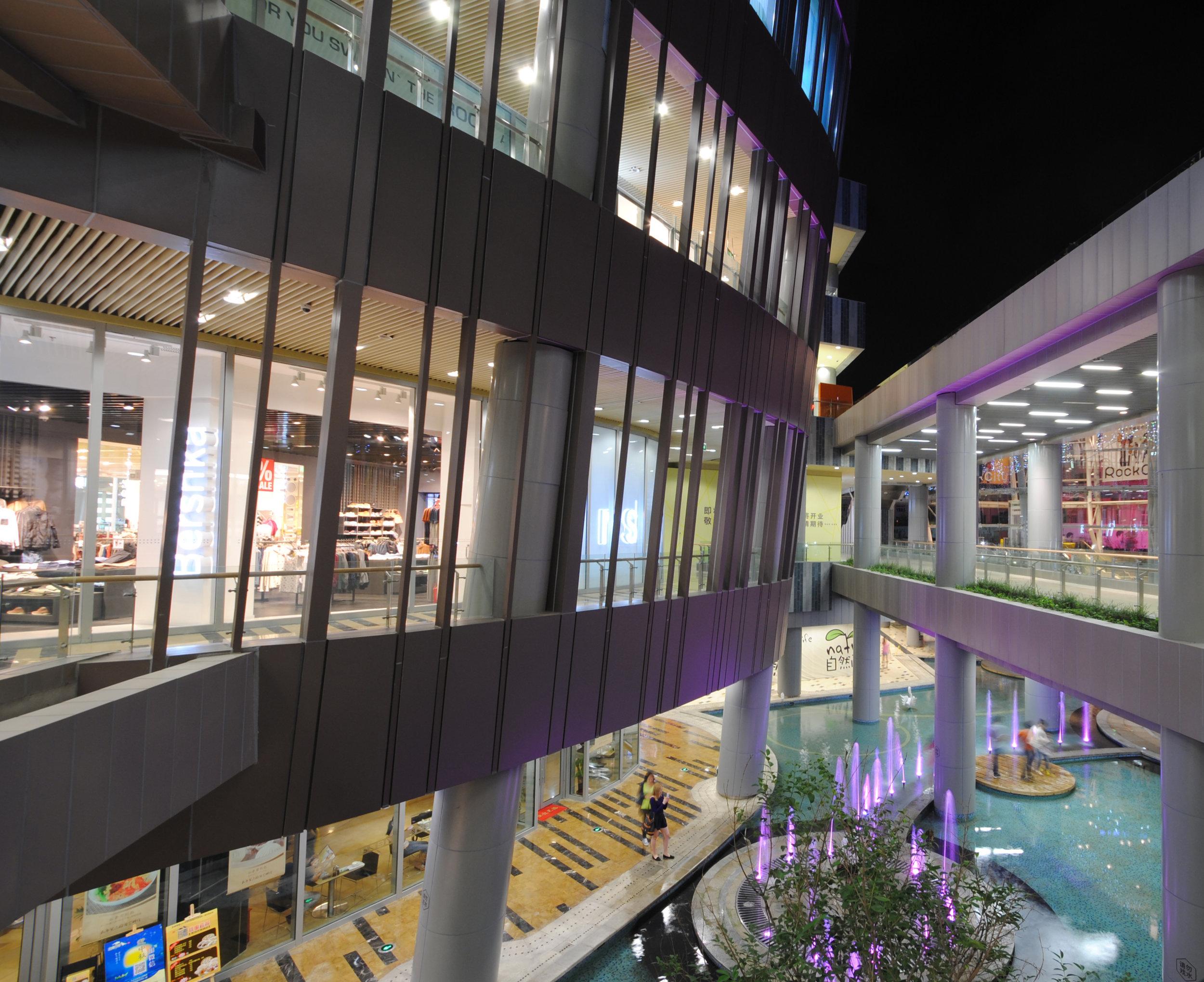 QINGDAO ROCK CITY - QINGDAO, CHINA