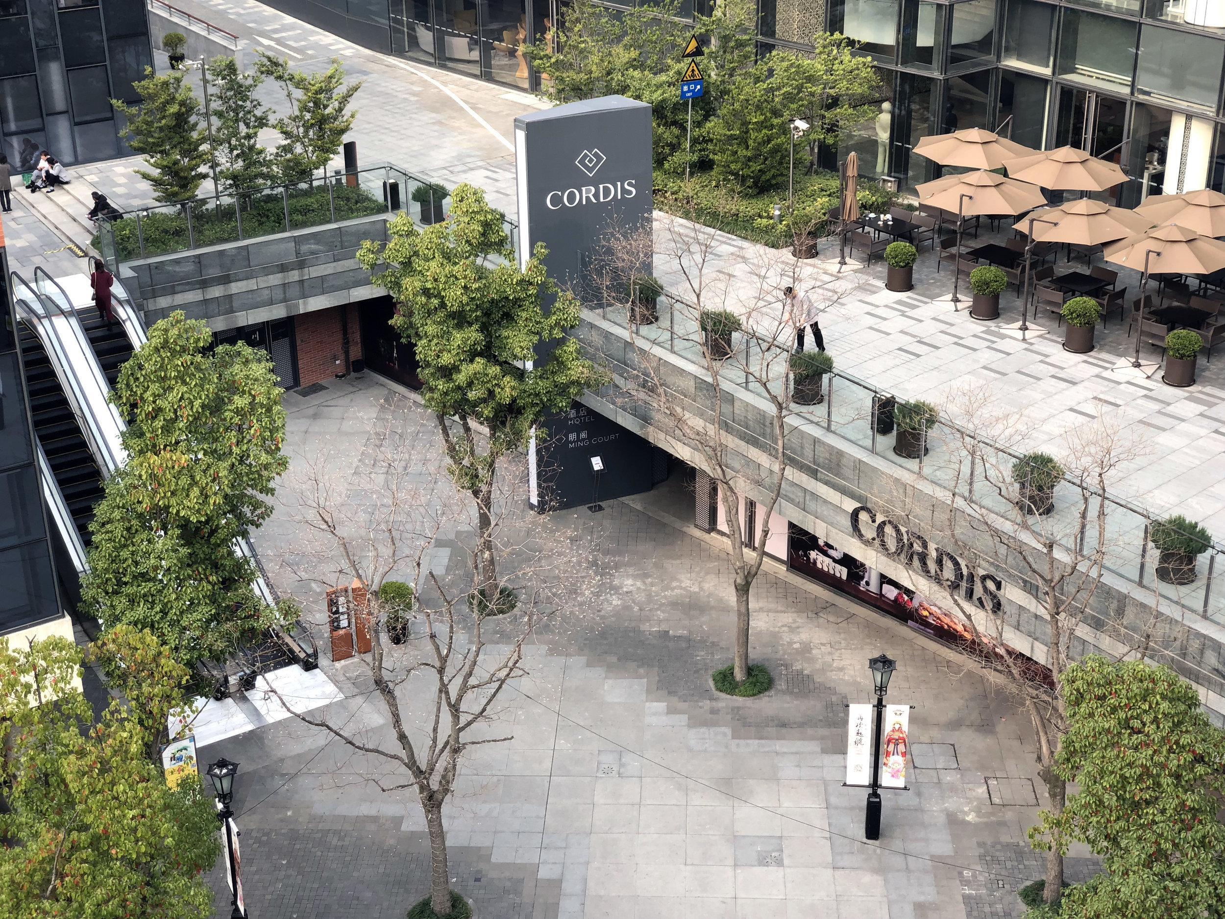 CORDIS HONGQIAO - SHANGHAI, CHINA
