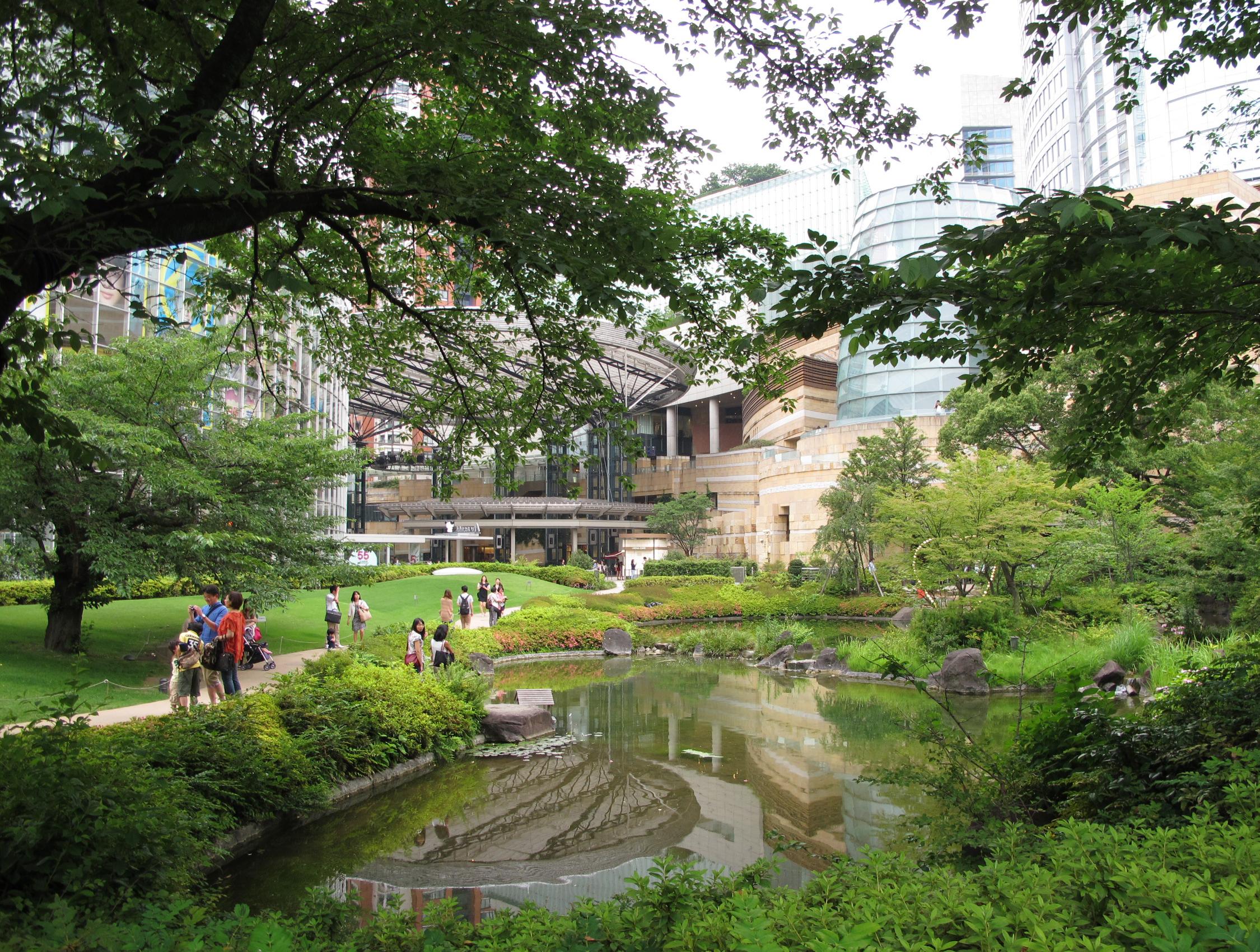 Roppongi Hills Mohri Garden