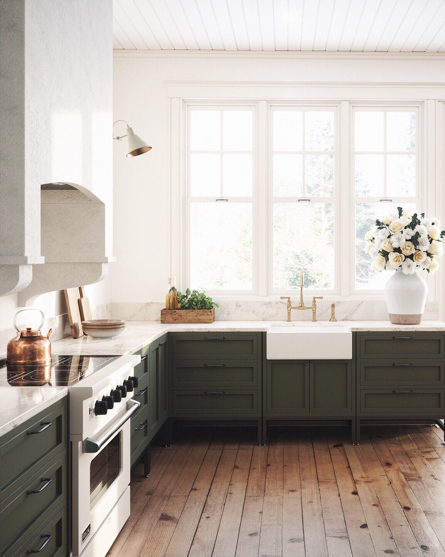 Beautiful Kitchen Design Ideas To Inspire Your Next Renovation