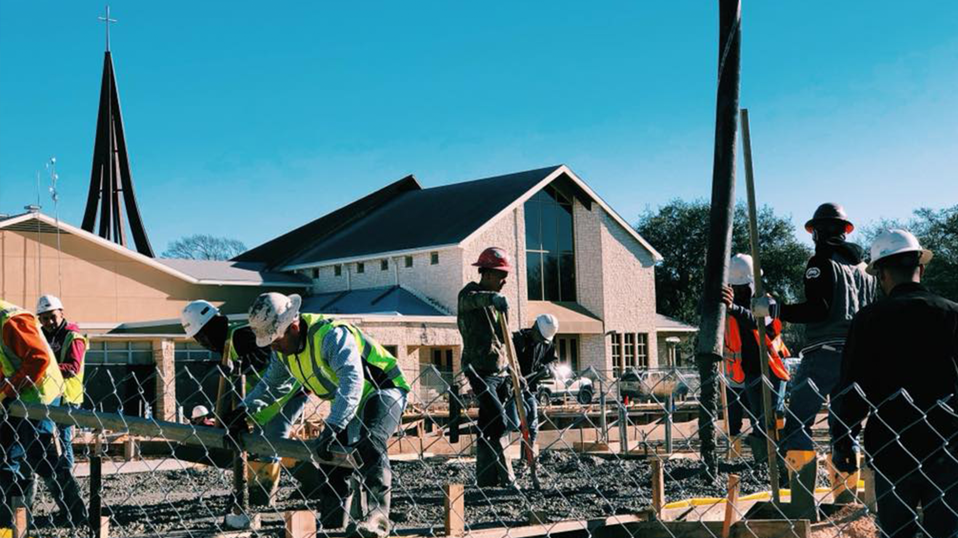 Build for the future - The Redeemer Campus Expansion Fund supports the cost for new buildings as well as campus and building improvements. Our desire is that our campus is able to support existing ministry needs with room to grow so that new people to our community can connect with Jesus and each other.