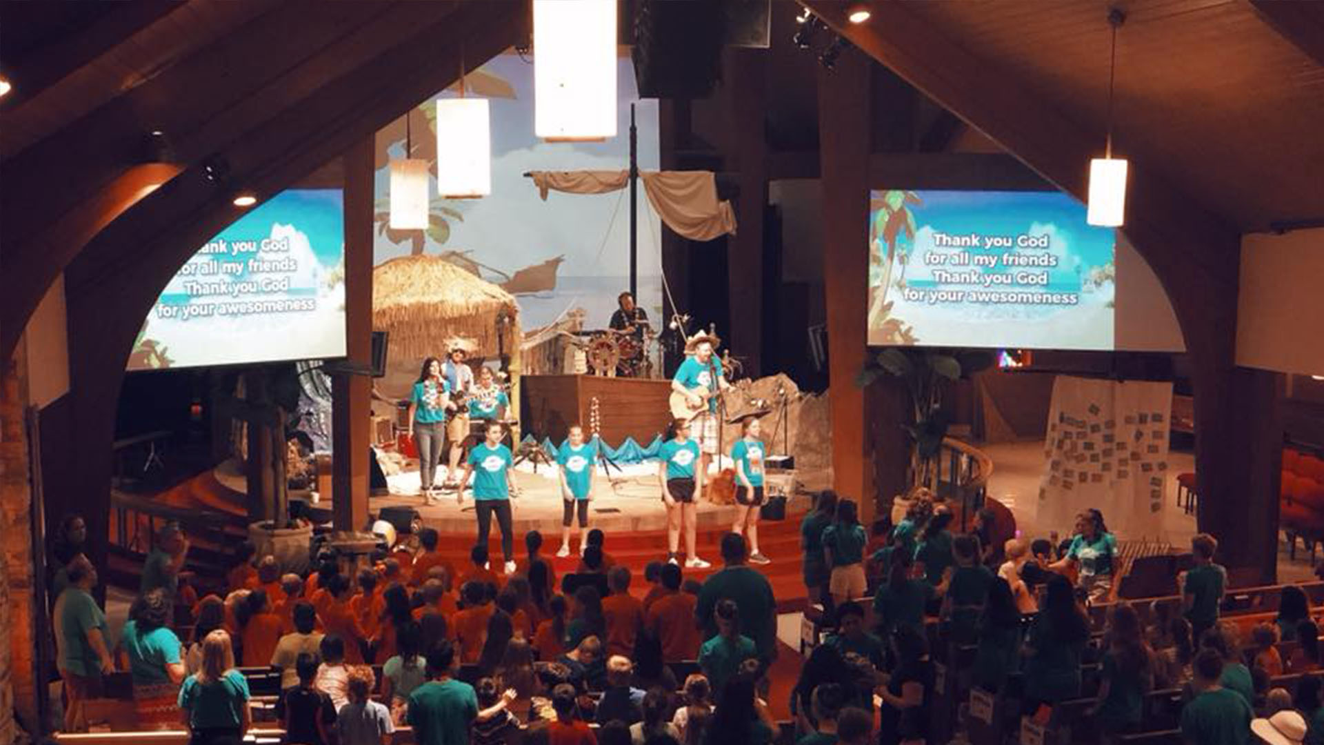 Engage the Mission - VBS is an all-encompassing week here at Redeemer for our entire community. This year VBS is all about an epic African adventure that will engage the whole herd. Are you and your family ready for the adventure?