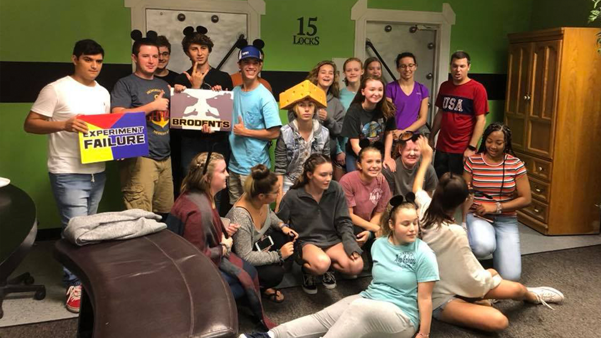 Fun is… - our language. All teenagers love fun! Redeemer is all about providing opportunities for teenagers to let loose, be themselves, and HAVE FUN! Check out the calendar for what we're up to next.