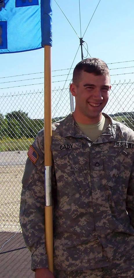 Frank L. Cady III, KIA 10-10-2007