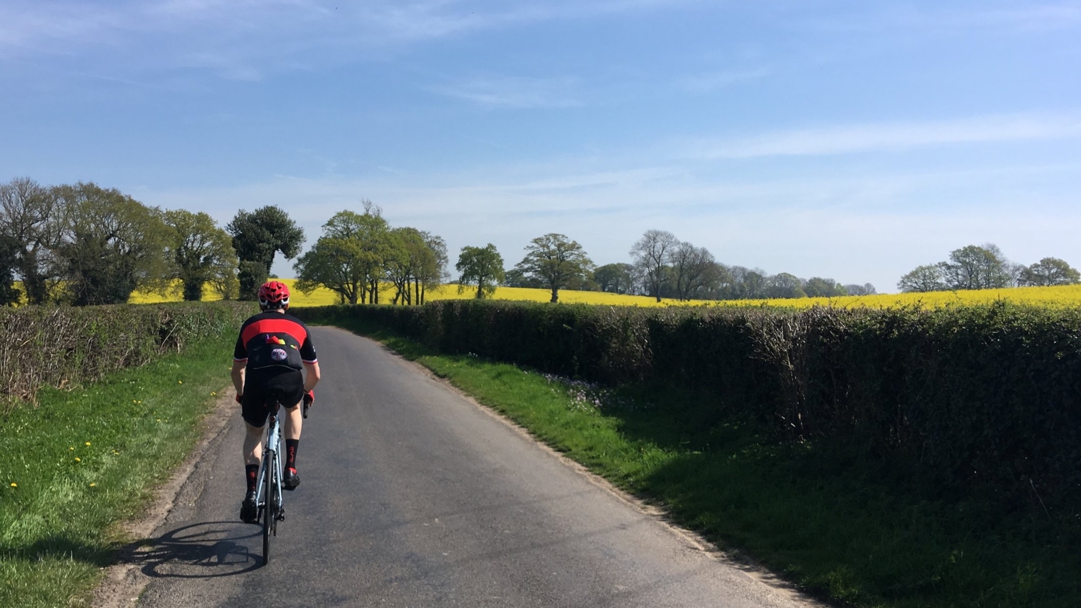 Our Rides - Every third Sunday we host a social ride, we have 4 favourite routes, each route has two distances.