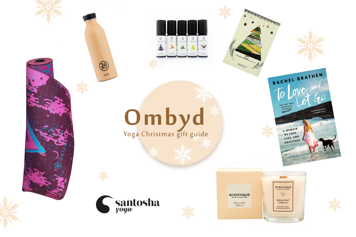 Ombyd Yoga Christmas Gift Guide Ombyd