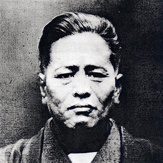 """""""If your temper rises, withdraw your hand; If your hand rises, withdraw your temper."""" Chojun Miyagi, founder of Goju-Ryu Karate."""