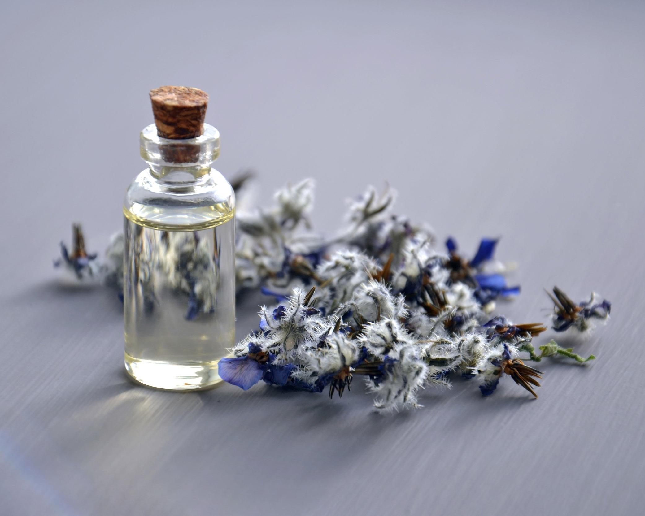 Aromatherapy Massage -