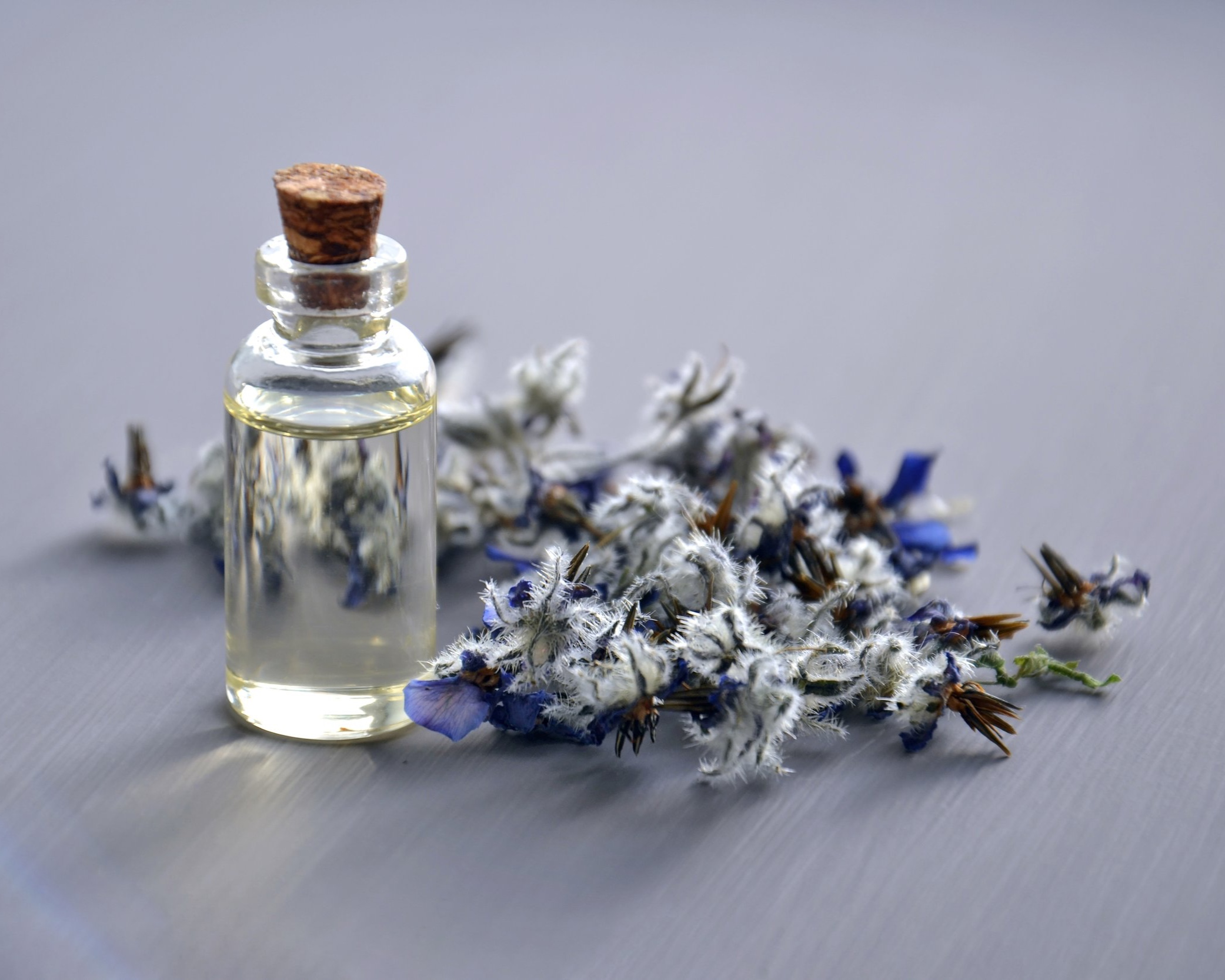 Aromatherapy Massage -