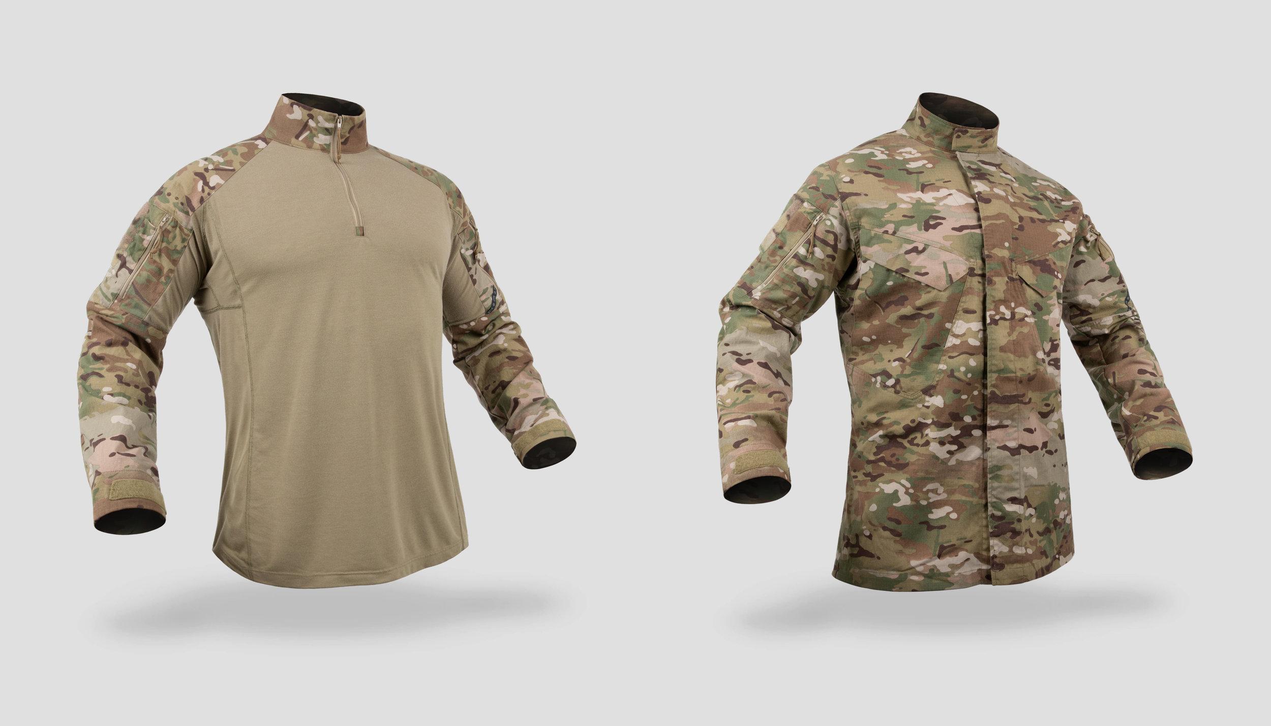 G4 Combat and Field Uniform