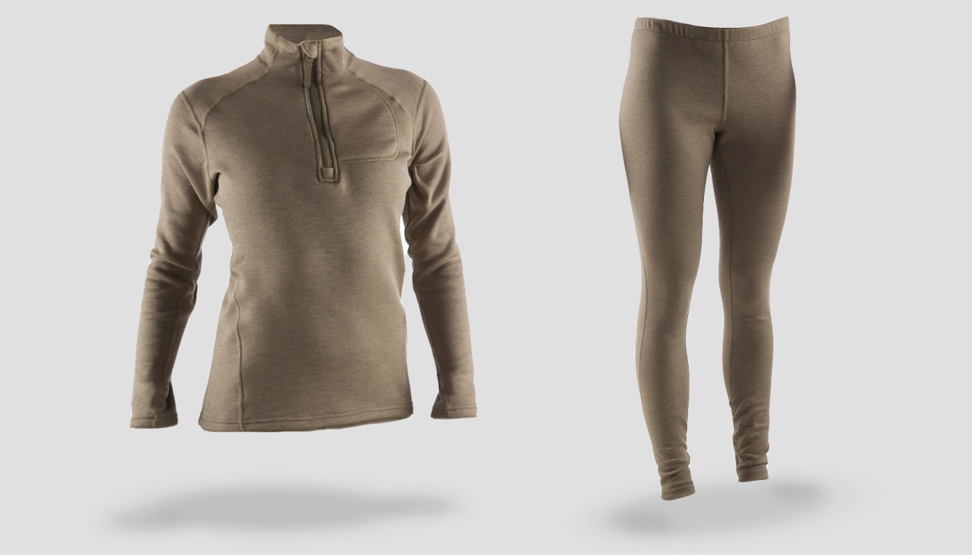 Massif Flamestretch® Pullover and Pant-Female Fit