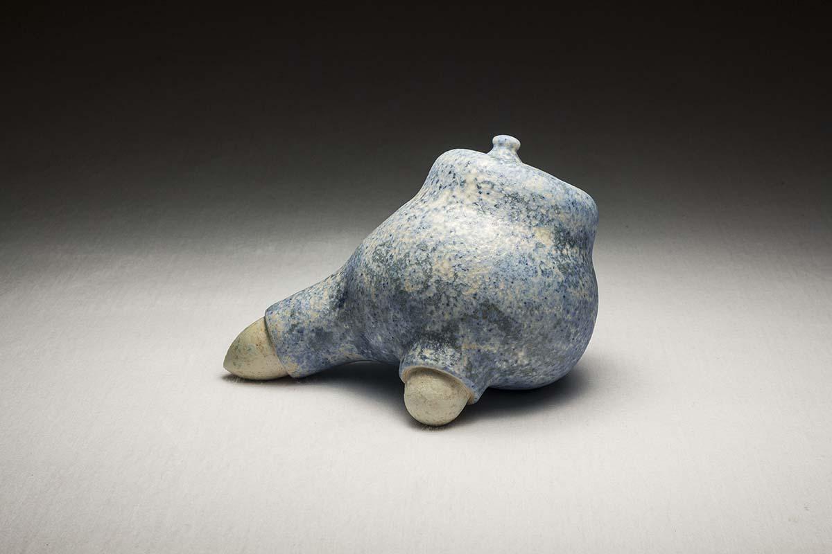 Blue-Footed Jar