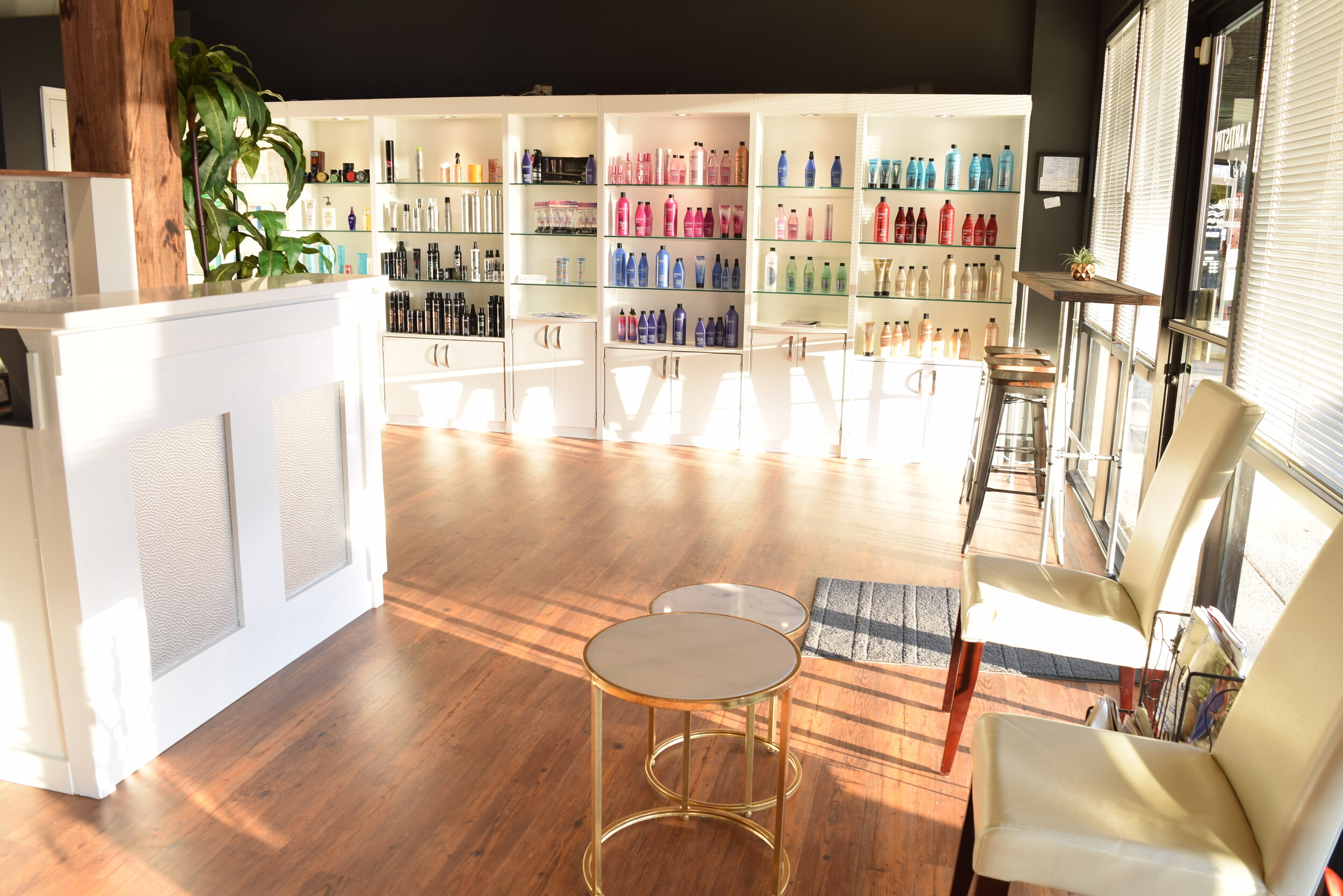 About - Find out about our Salon,mission, and the methods to our madness…