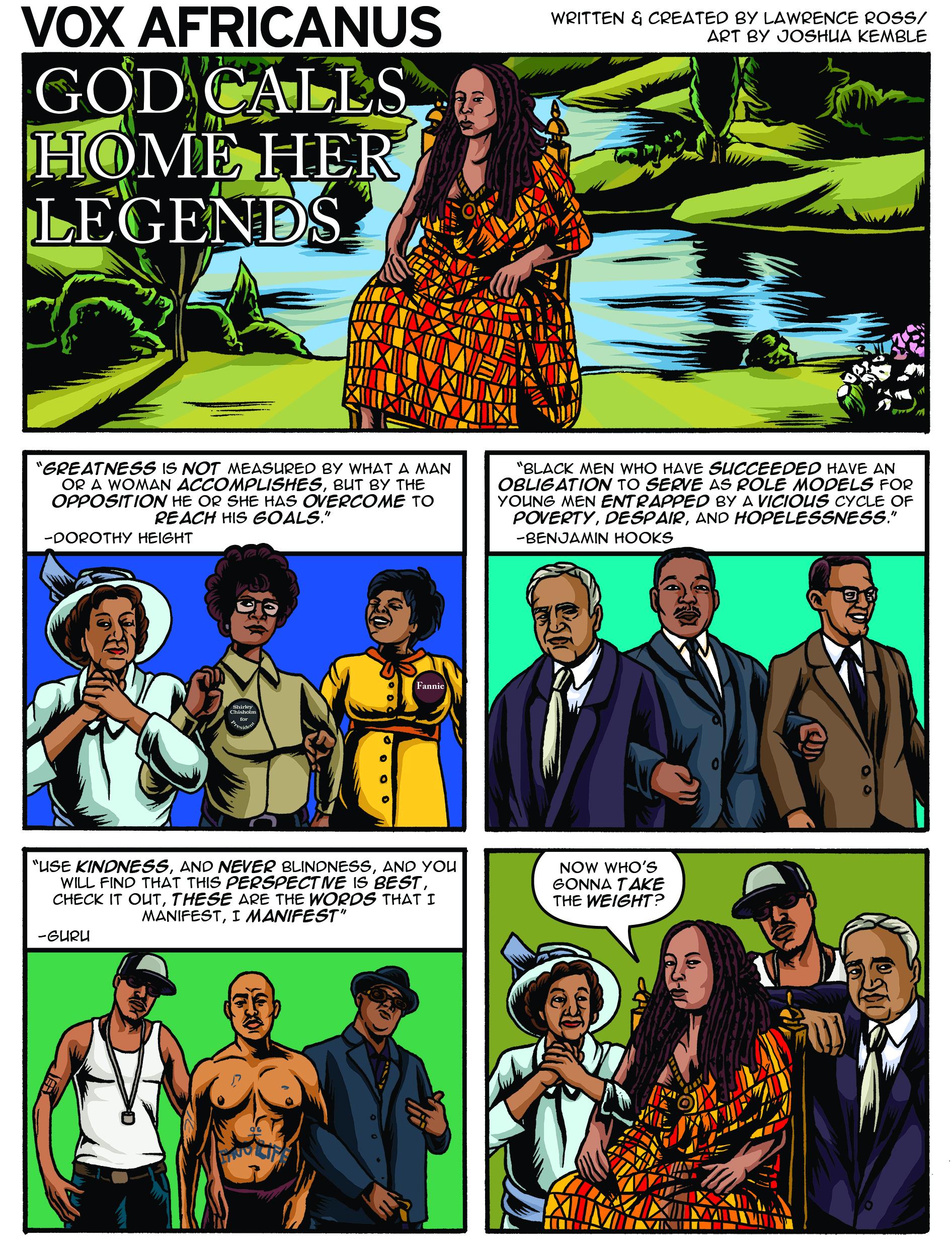 Vox Africanus 7