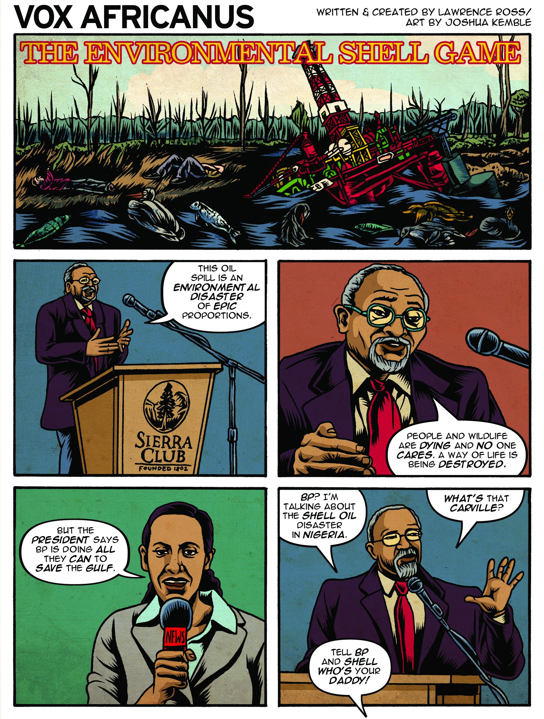 Vox Africanus 13