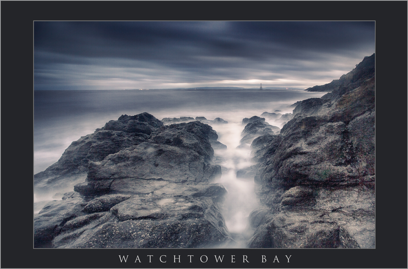 WATCHTOWER BAY LANDSCAPE;BARRY; WATCHTOWER BAY; SOUTH WALES LANDSCAPE PHOTOGRAPHY.jpg