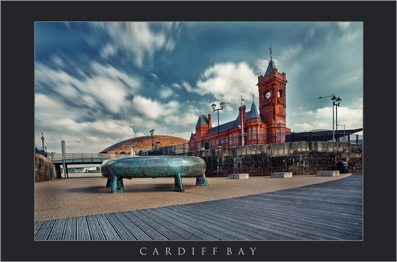 CARDIFF BAY PHOTOGRAPHY, PIERHEAD BUILDING CARDIFF BAY, LANDSCAPE PHOTOGRAPHY CARDIFF, WALES CARDIFF BAY, VISIT CARDIFF BAY.jpg