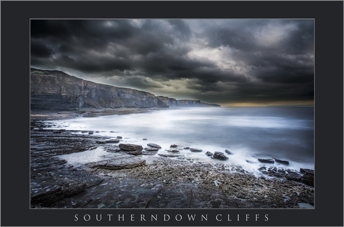SOUTHERNDOWN CLIFFS; OGMORE; SOUTH WALES LANDSCAPE PHOTOGRAPHY; BUY PHOTOS OF SOUTHERNDOWN SOUTH WALES; BUY CANVAS OF WALES LANDSCAPE IMAGES.jpg