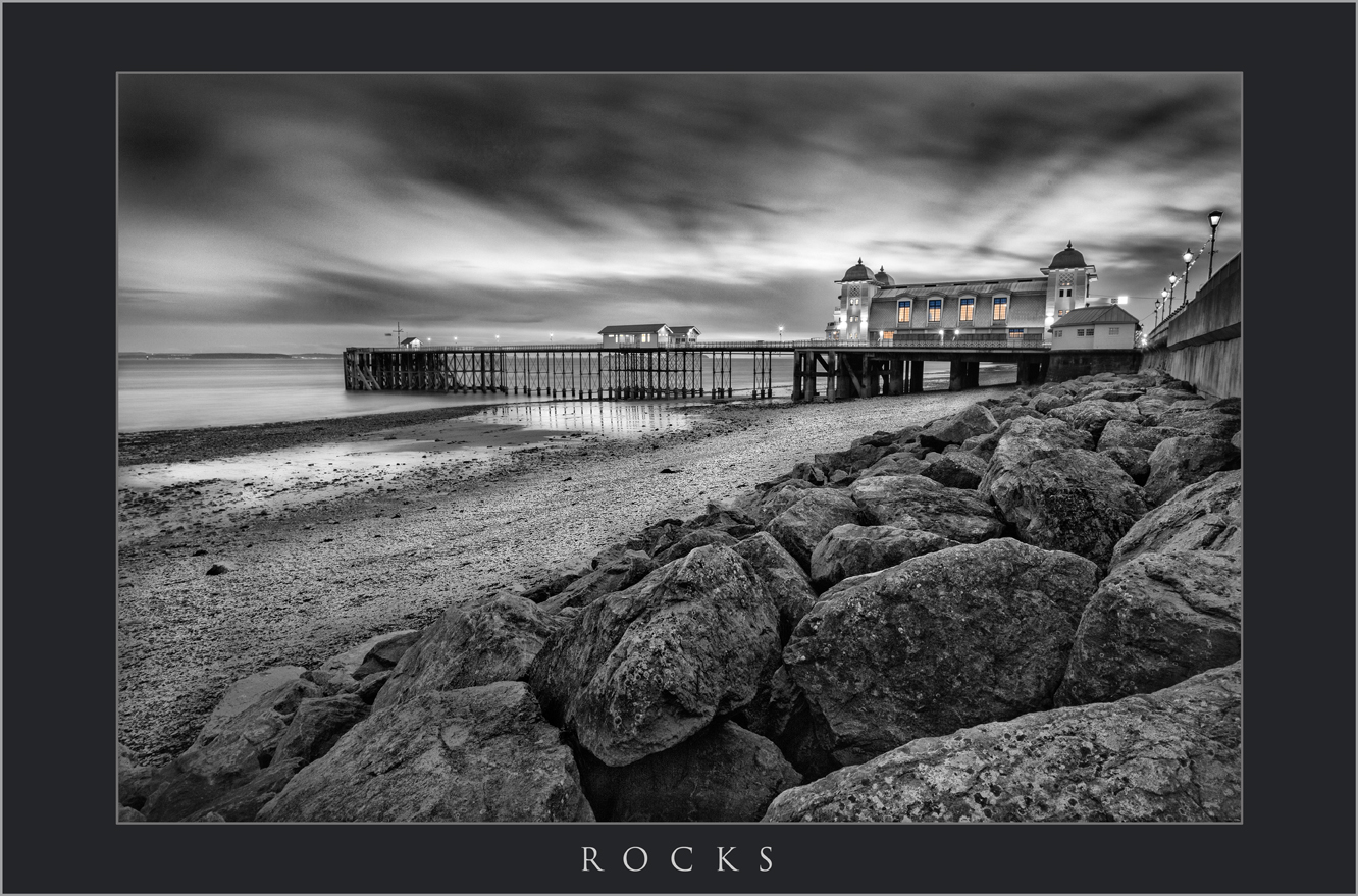 ROCKS; PENARTH PIER BLACK AND WHITE; IMAGES OF PENARTH PIER; THE BEST PHOTOS OF PENARTH PIER; LANDSCAPE PHOTOGRAPHY OF PENARTH PIER; BUY PHOTOS OF PENARTH PIER; BLACK AND WHITE PHOTOGRAPHY; SOUTH WALES LANDSCAPE PHOTOGRAPHY_edited-1.jpg