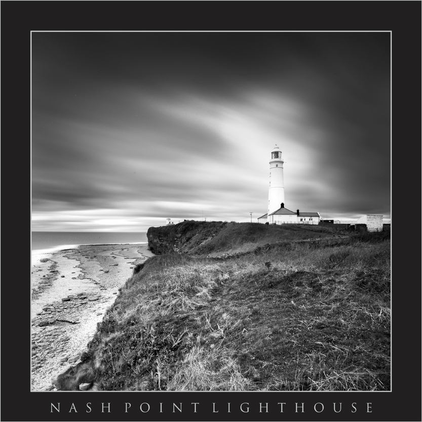 NASH POINT LIGHTHOUSE; NASH POINT; VALE COASTAL PATH; SOUTH WALES LANDSCAPE PHOTOGRAPHY; NASH POINT LIGHTHOUSE; SUNSET AT NASH POINT; BUY CANVAS OF NASH POINT; BLACK AND WHITE IMAGES OF BARRY_edited-1.jpg