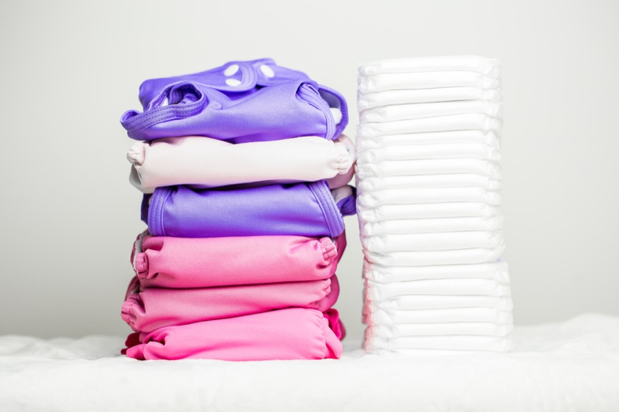 A complete guide to - reusable nappies