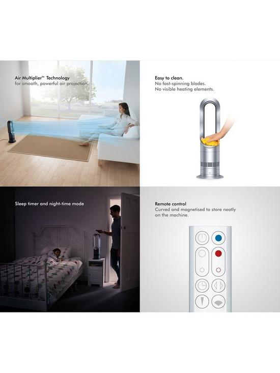 If you are looking for the best of the best then the Dyson Hot + Cool will give you everything, and a little bit more.