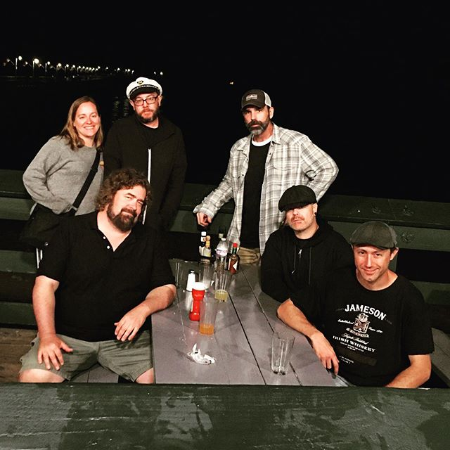 Winding down after doing 6 shows in 2 days just off the beaches of Ventura., Ca. Thanks for having us @seaside_games Seaside Highland Games. And thank you to @clan_inebriated Clan Inebriated. We are proud to be added to the family. #cockswain #celticpunk #irishpunk #folkpunk #phoenixlivemusic