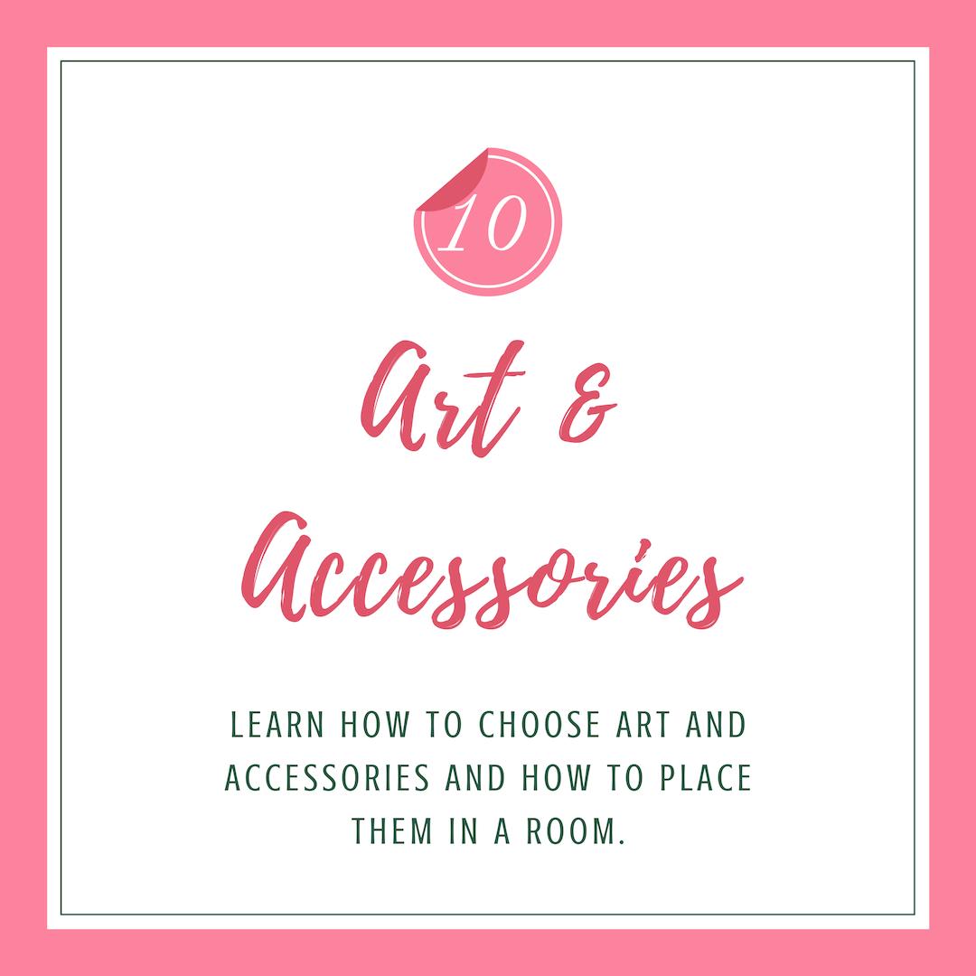 Art & accessories