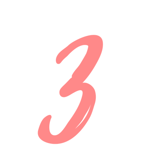 Pink Three