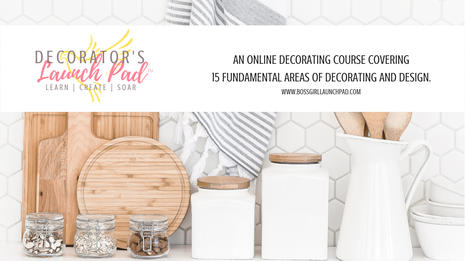 An online decorating course covering 15 fundamental areas of decorating and design..png
