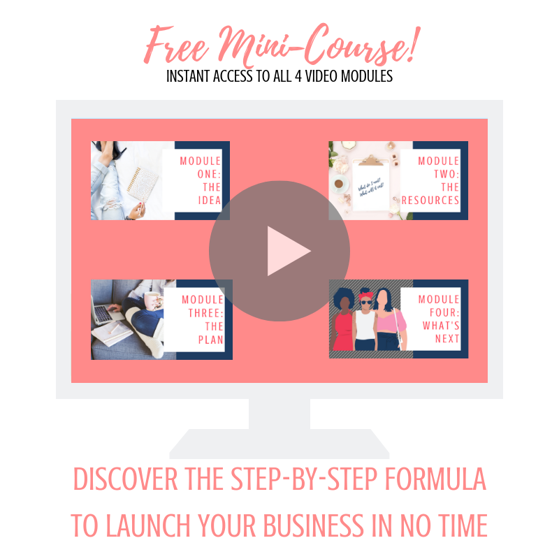 Pairs perfectly with our Free Mini-Course - Watch all 4 videos anytime!