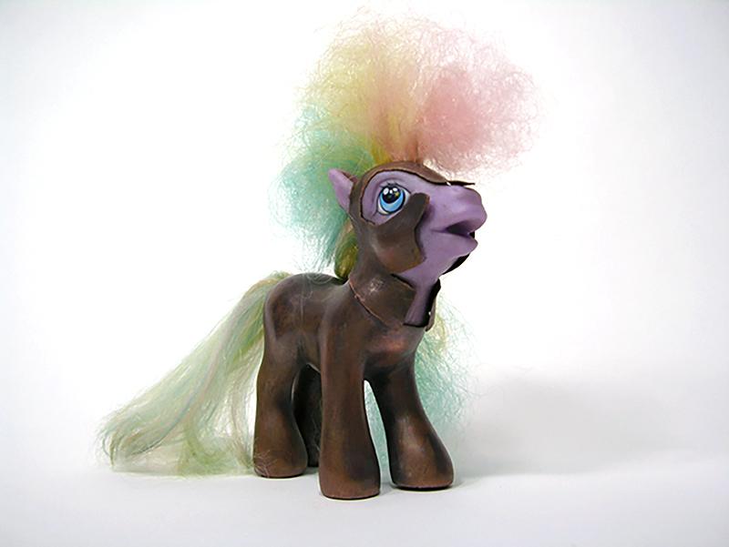 Armored Pony