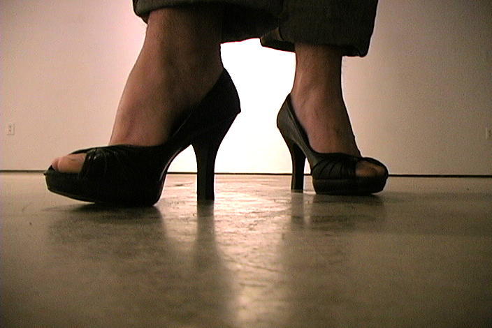 Peeptoe  Still image from video