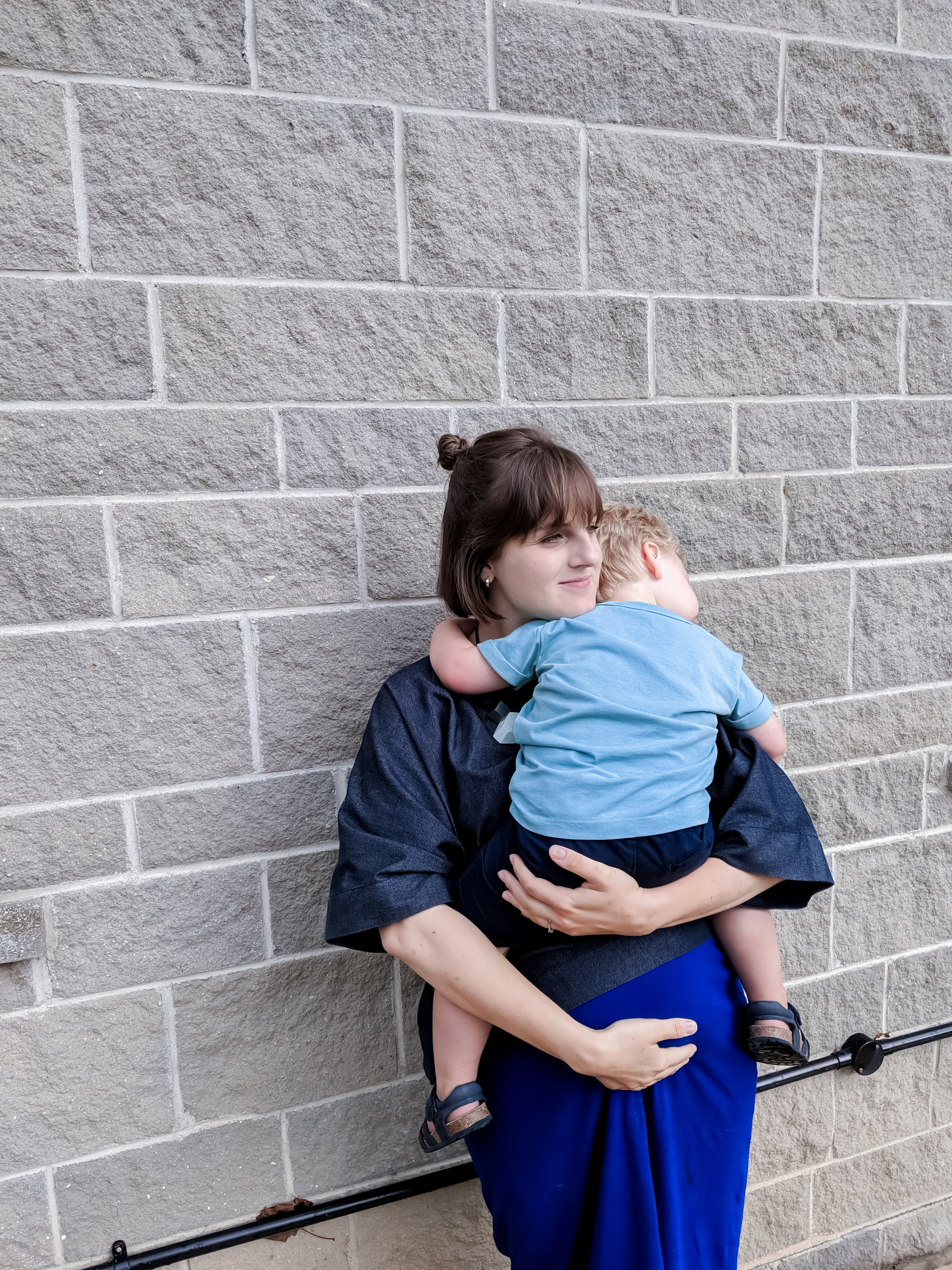 i didn't know it was possible to feel more tired than i did in my last pregnancy -