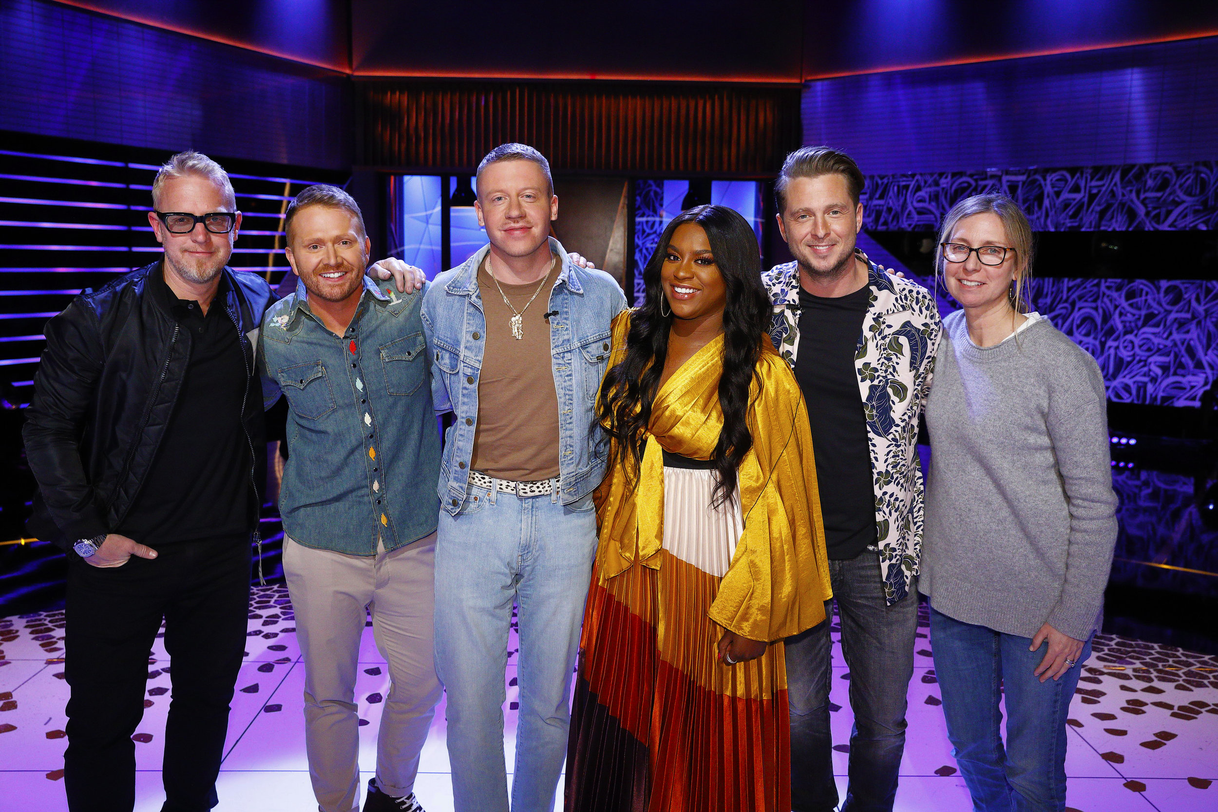 The Search for The Next Big Hit - Aiming to find the next generation of hit songwriters, NBC and Universal Television Alternative Studio are bringing powerhouse producer Audrey Morrissey of
