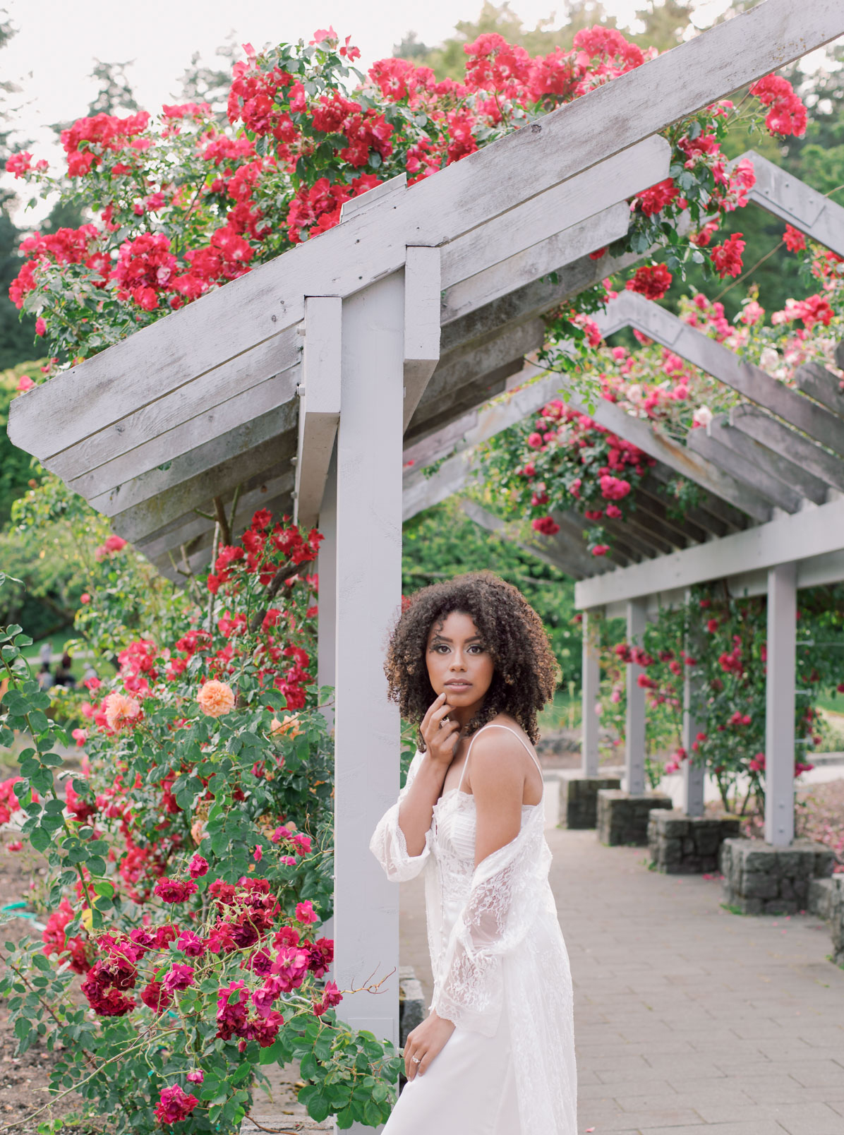 Stanley Park Rose Garden Boudoir