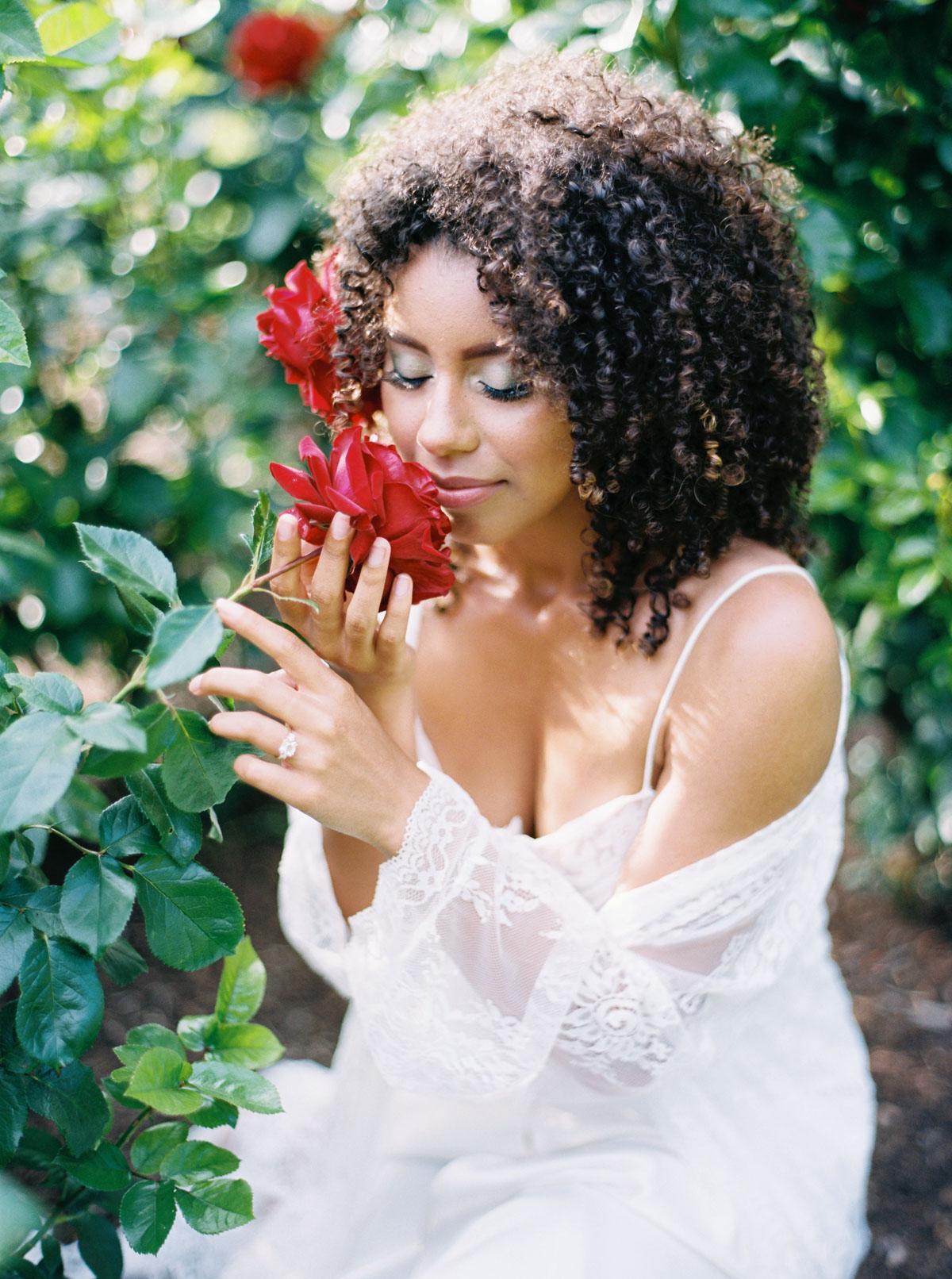 Stanley Park Rose Garden Portraits