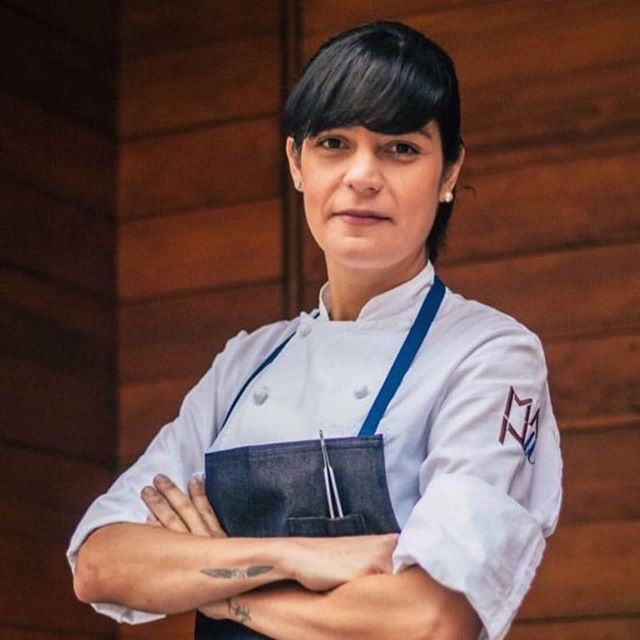Really looking forward to welcoming @manubuffara of @restaurantemanu to #team10000 and #10000bites and #bubblesandbaubles @hmns 8/16 & 17. 8 tickets left! #linkinbio 8/16 benefits #jamesbeardfoundation and @royallpoolhosps #lindamccartney #breastcancer fund in name of @dominiquecrenn 🙏 . #repost @manubuffara ・・・ Thank you @dominiquecrenn for being you, 😊😊! You rock 🤘!! #Repost from @dominiquecrenn #Today I am celebrating this incredible human being and chef @manubuffara Her restaurant Manu in Brazil is a gem @restaurantemanu  She should be on everyone's radar,and I am so excited for your new opening, Ella Brasileira in New York City .. congratulations 👏👏👏👌👌👌❤️❤️❤️