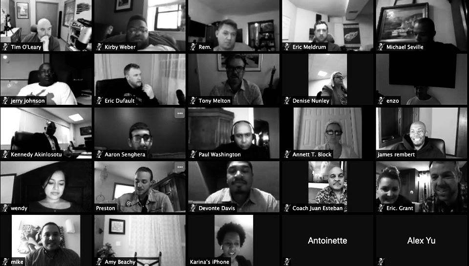MONTHLY GROUP COACHING - The first Thursday of each month we jump on a live video chat with the group and go over Facebook up dates and answer questions.