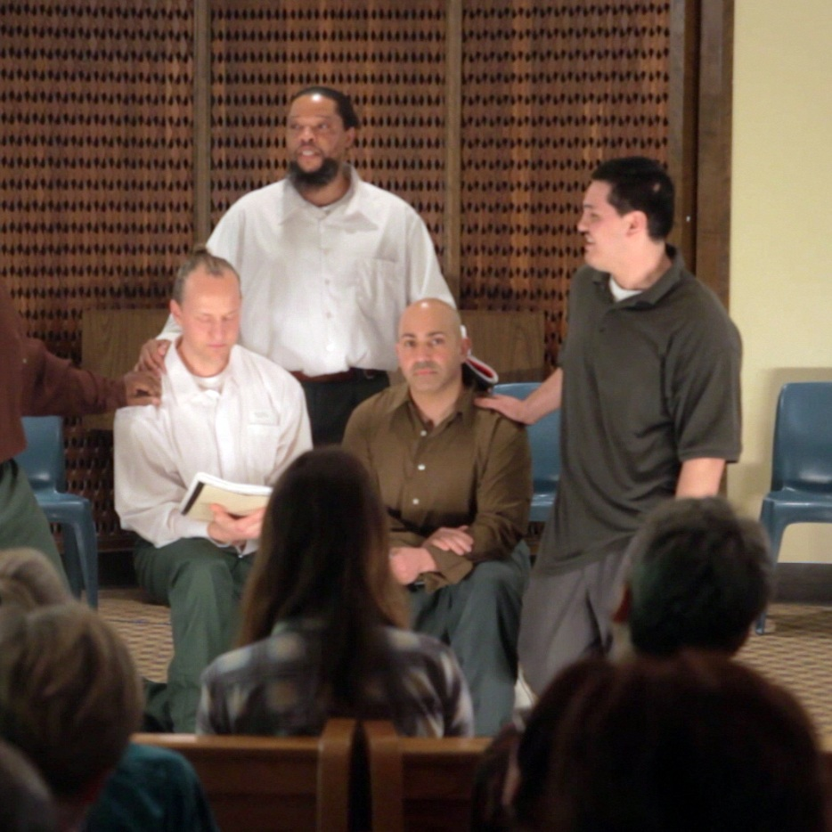 Left to right: Michael Shane Hale, Kenneth Brown, Efraim Diaz, David Bendezou.